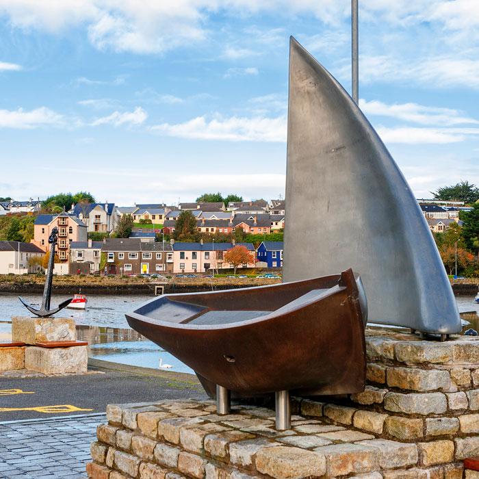 Kinsale harbour monument